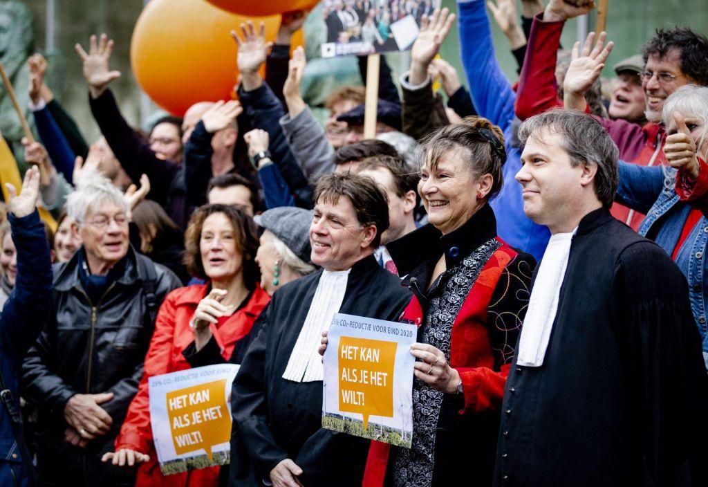 Nizozemsko vrhovno sodišče: Država mora znižati izpuste