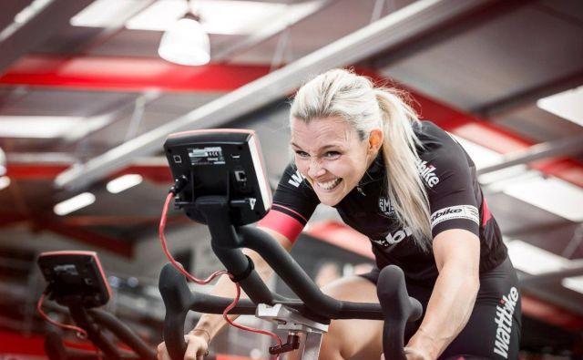 Ko se bliža sezona resnega kolesarjenja, morda celo dirkanja, se boste začeli bolj osredotočati na kolo. Vendar je še vedno koristno, da ves čas vzdržujete trening moči. Foto: Arhiv proizvajalca