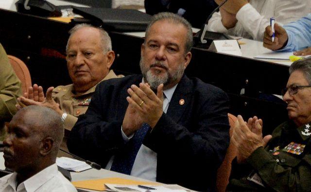 Manuel Marrero Cruz. FOTO: Yamil Lage/AFP