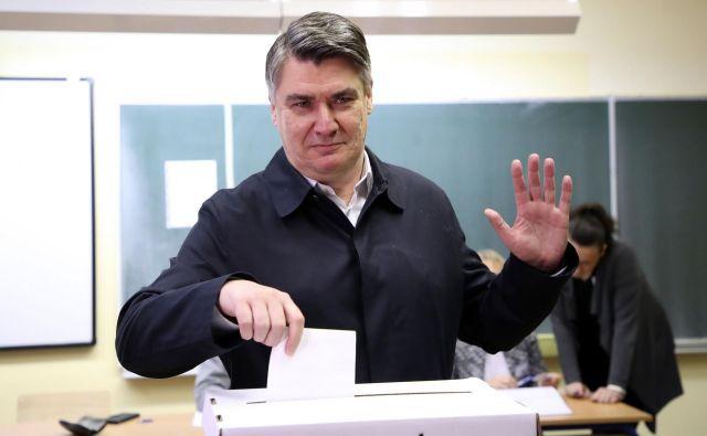 Zoran Milanović. FOTO: Damir Sencar/AFP