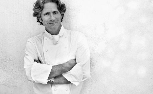 Gérald Passedat: »Zanima me preprostost, moje jedi kažejo morsko bogastvo z različnimi odtenki.« Foto Le Petit Nice