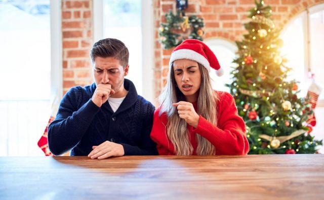 Ste alergični na božič? FOTO: Shutterstock