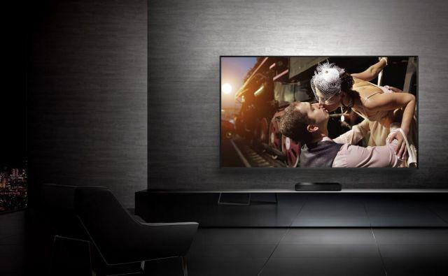 Novi Panasonicovi televizorji ustvarjajo izboljšano izkušnjo domačega kina. FOTO: Panasonic