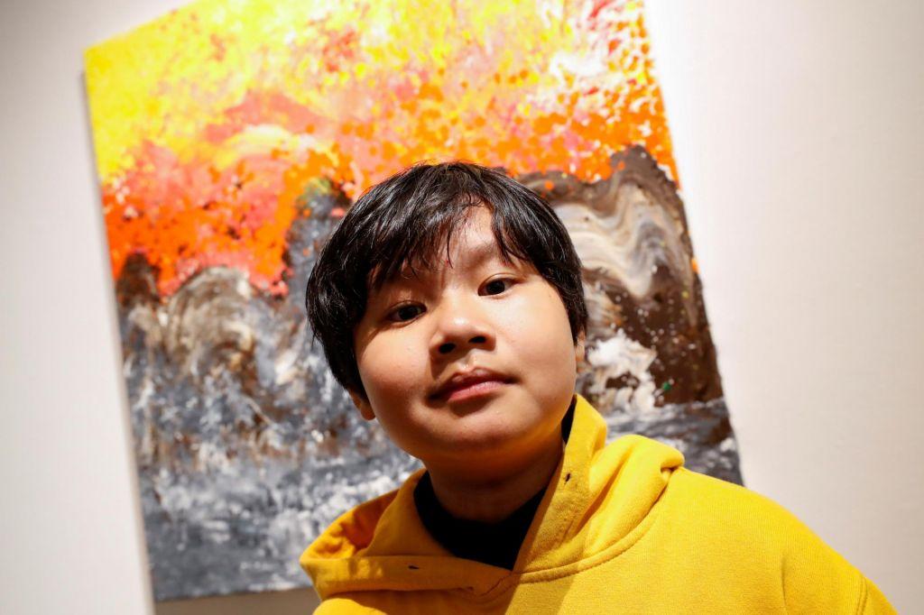 Dvanajstletni Jackson Pollock