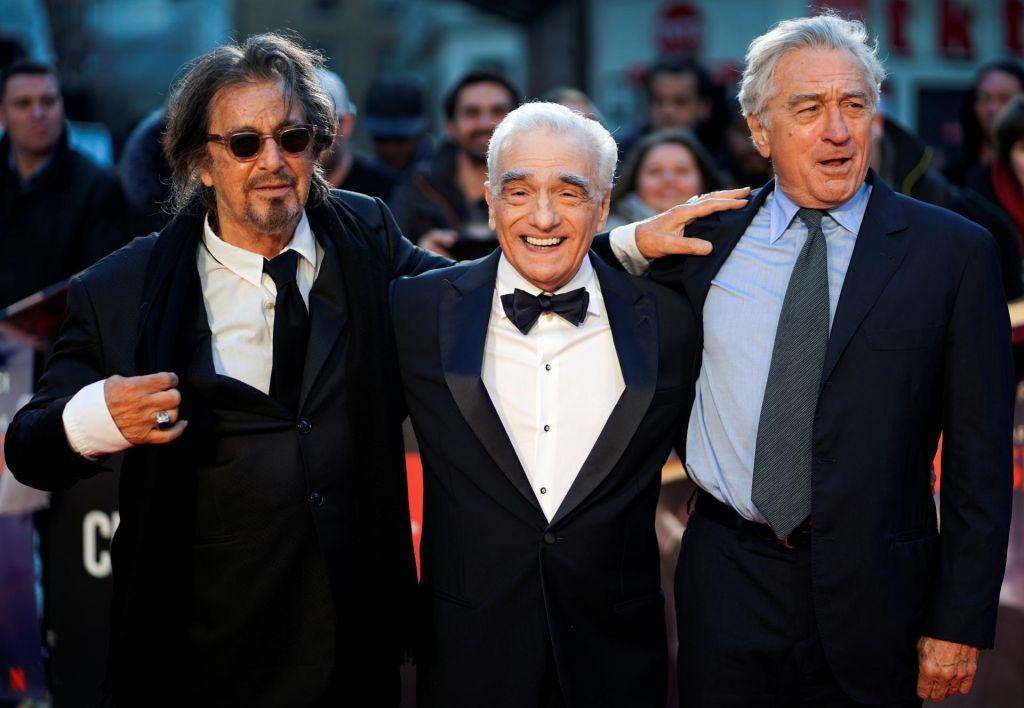 FOTO:Robert De Niro: v zrelih letih in v življenjski formi