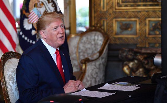 Washington je pred kratkim zavrnil pobudo Rusije in Kitajske za omilitev sankcij v Varnostnem svetu ZN. FOTO: AFP