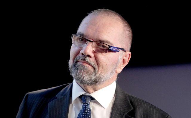 Vojmir Urlep je bil v kabinetu predsednika vlade pristojen za koordinacijo med ministrstvi. FOTO: Roman �Šipić
