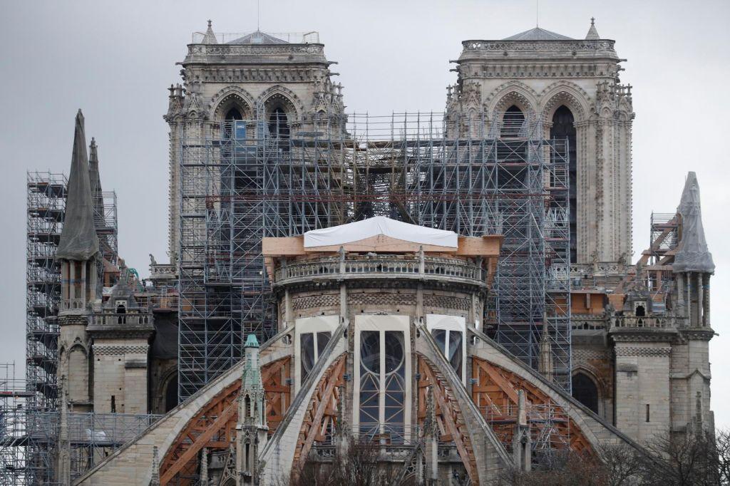 Katedrala Notre Dame prvič po letu 1803 brez polnočnice