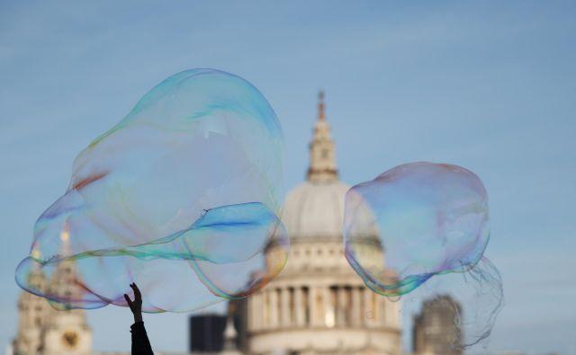 London. FOTO: Hannah Mckay/Reuters