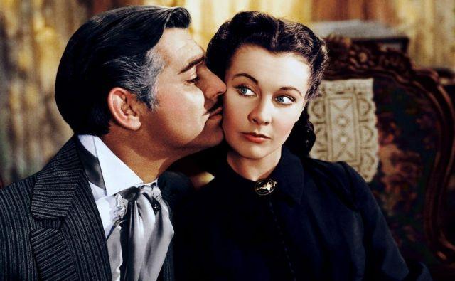 Ena največjih ljubezenskih zgodb vseh časov je v kinematografe prišla že pred 80 leti. FOTO: IMDB