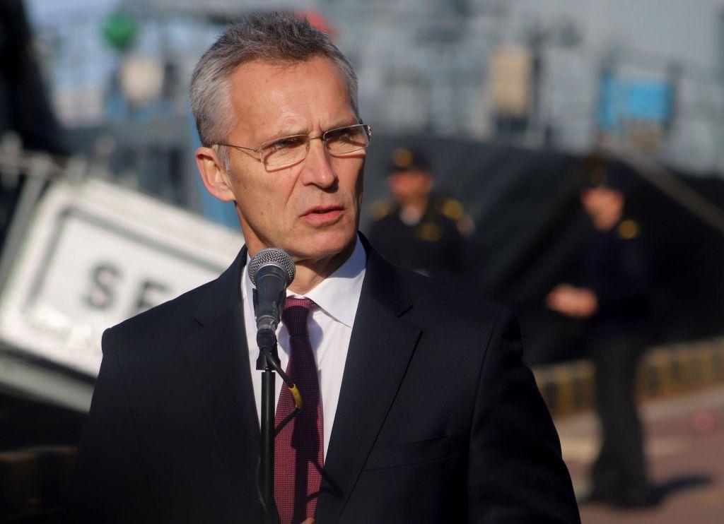 Natovo prvo spogledovanje s Putinom