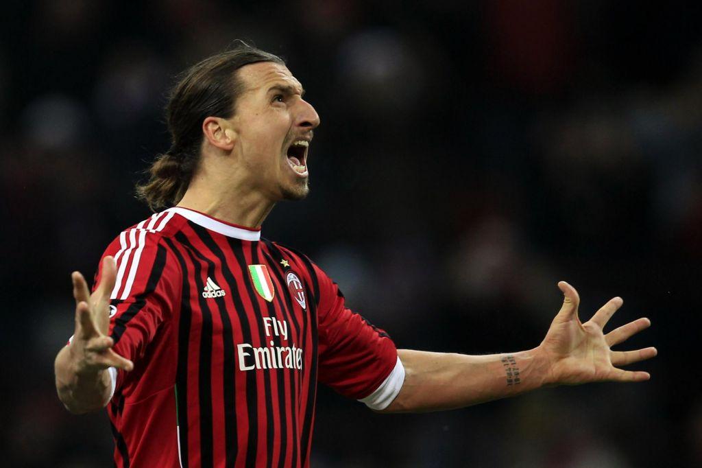 Milan dosegel dogovor z Ibrahimovićem