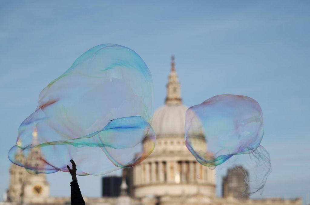 Na londonskih strehah izmerili rekordno raven mikroplastike