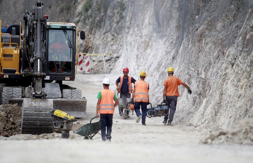 FOTO:Gradbinci bodo lansko leto težko ponovili