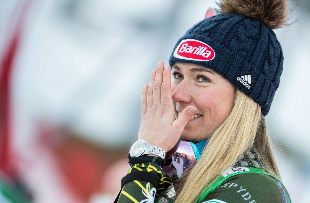 Za konec leta nič novega, v Lienzu dvojna zmaga Mikaele Shiffrin