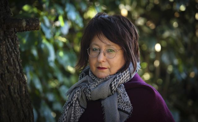 Tatjana Rojc je slovenska senatorka v italijanskem parlamentu. FOTO: Jože Suhadolnik/Delo
