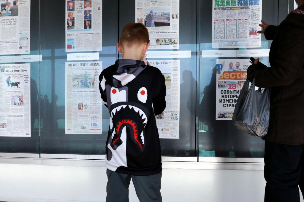 Muzej novinarstva v Washingtonu zaradi finančnih težav zapira vrata