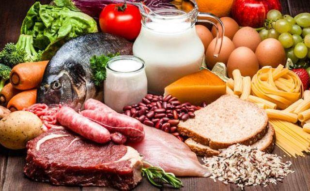 Zdravi in najbolj popularni viri beljakovin so ribe, govedina, piščanec, mleko in jogurti. Foto: Shutterstock