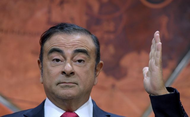 Carlos Ghosn FOTO: Eric Piermont/AFP