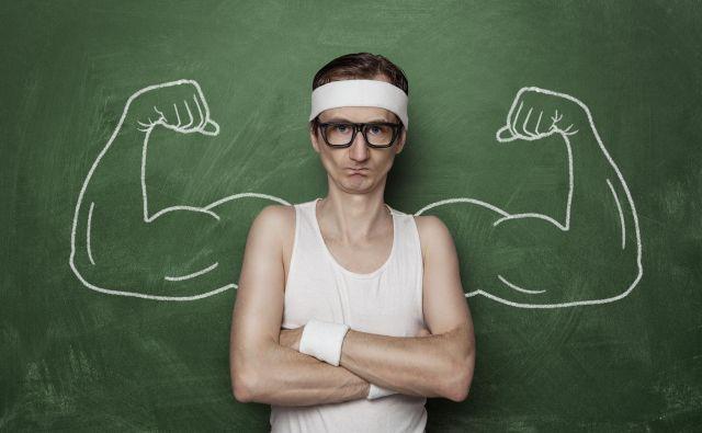 Učinek spomina na mišice je kot nekakšno zavarovanje, ki se vedno splača. Foto: Getty Images