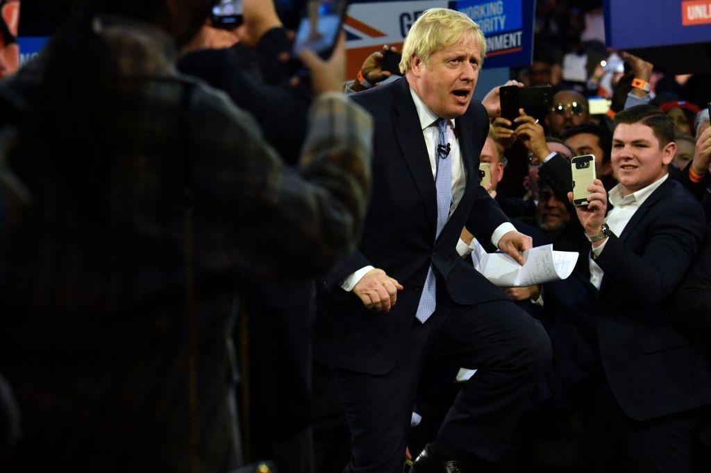 Britanski optimizem obeta težave