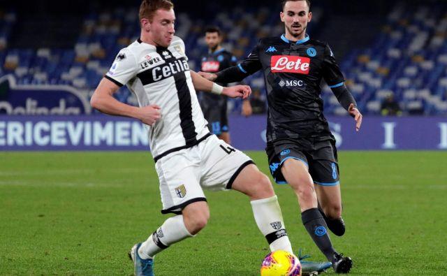 Dejan Kuluševski (levo) je pri letošnji izbranec Juventusa, h kateremu bo prišel po koncu sezone. FOTO: Reuters