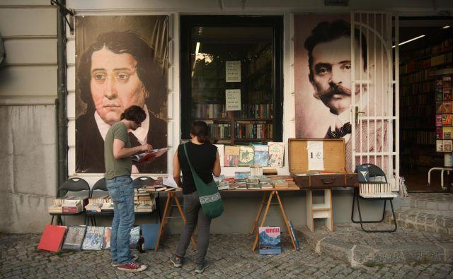 Obdavčitev slovenskih knjig se je s 5 odstokov sprehodila na 8, potem na 8,5 in 9,5, zdaj je spet pri 5 odstotkih. Foto Jure Eržen