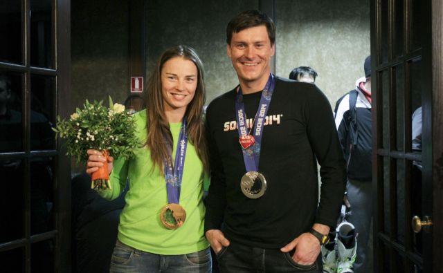 Dobre sosedske odnose sta ohranjala Tina Maze, ki je rada tekmovala v Zagrebu, in Ivica Kostelić, ki se je veselil nastopov v Kranjski Gori. FOTO: Jure Eržen