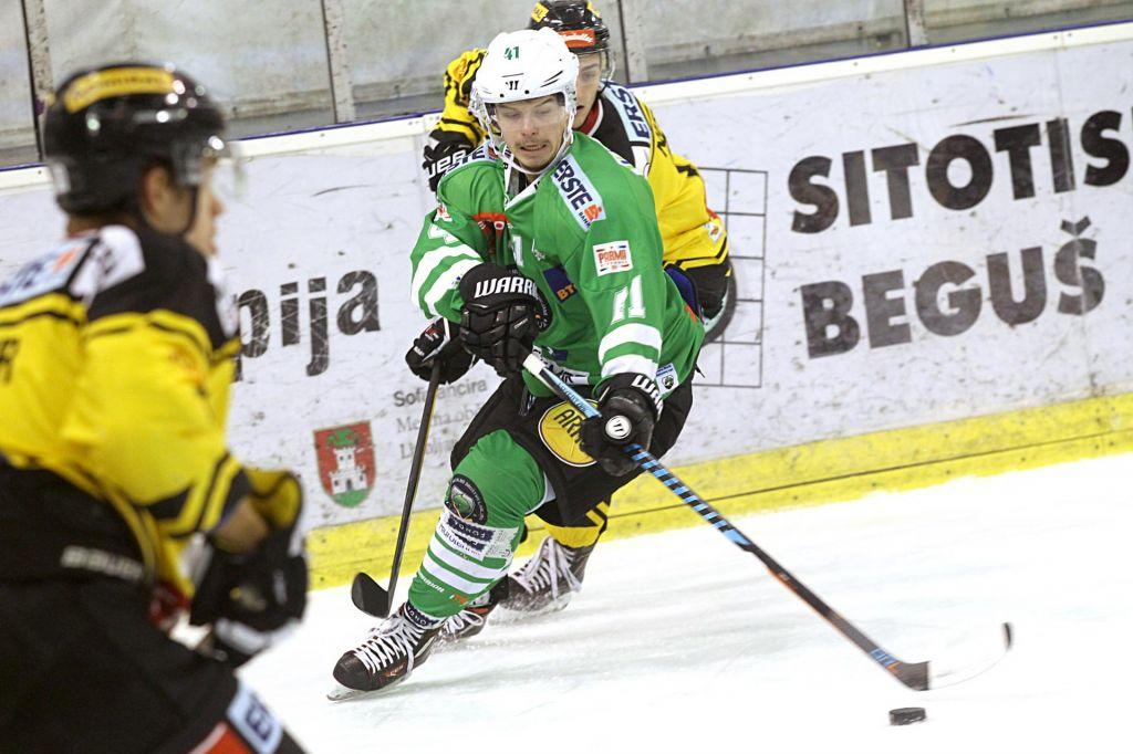 Hokejisti Olimpije Dunajčane premagali z visoko razliko