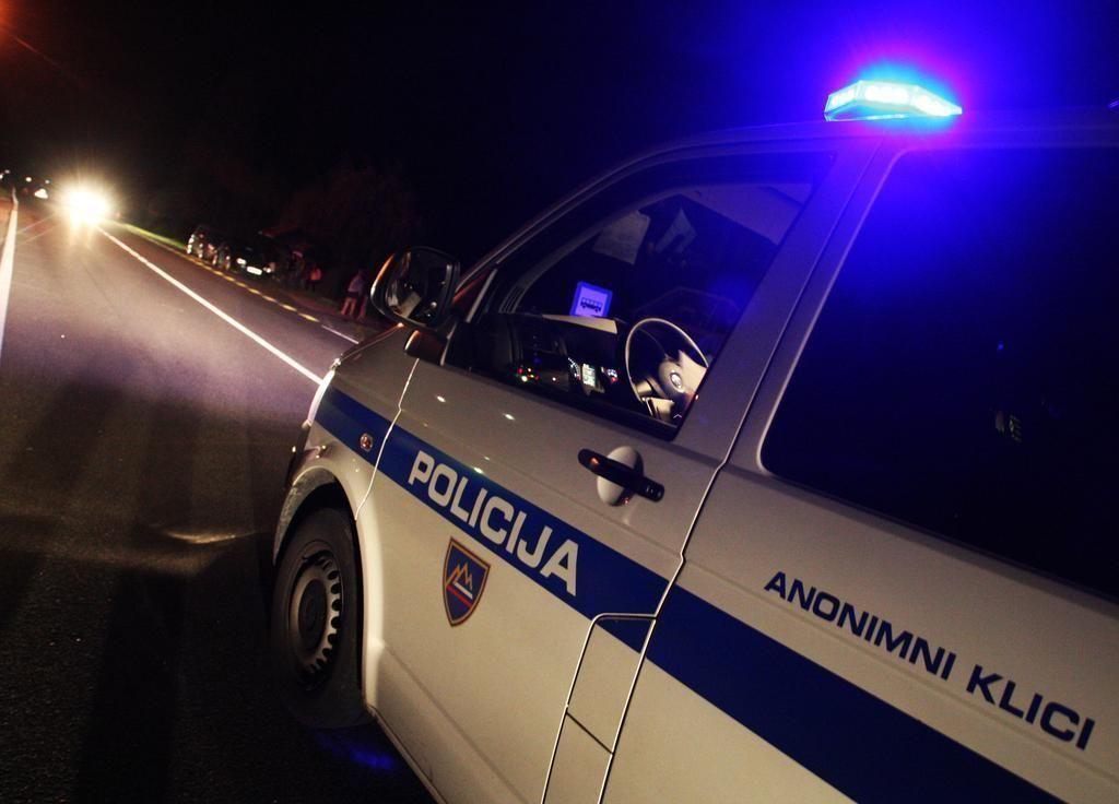 Močna detonacija v okolici Sevnice