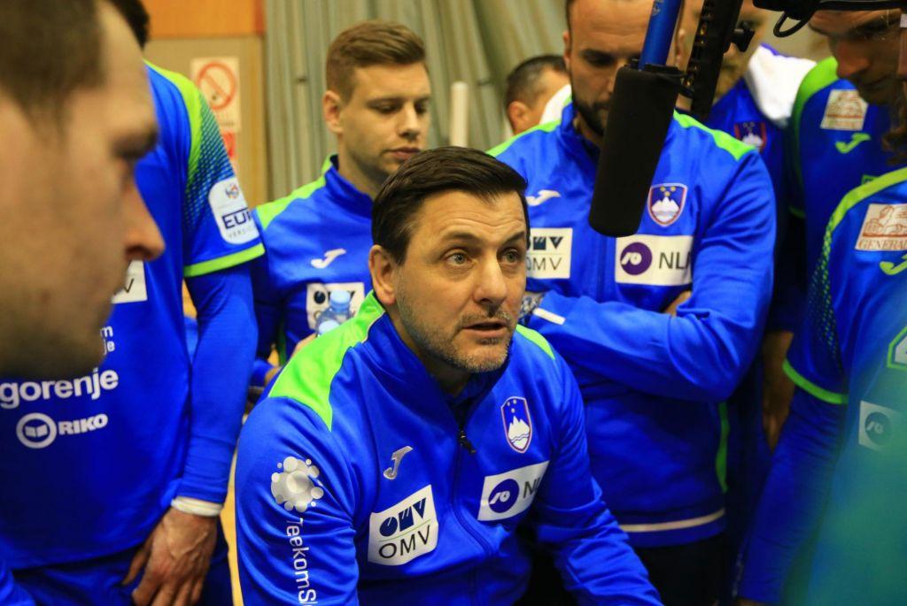 Vranješ izbral 18 igralcev za Švedsko