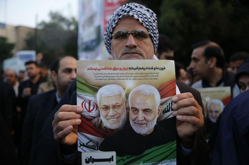 Kaj sledi umoru arhitekta iranskega strateškega projekta?