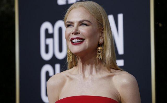 Ogrožen naj bi bil tudi dom Nicole Kidman. FOTO: Reuters
