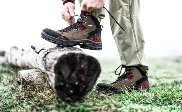 Preizkušeni Alpinin čevelj priporočava vsem, ki si želijo udoben, stabilen in varen korak na planinskih poteh. Foto: Arhiv proizvajalca