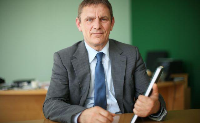 Petra Vriska, predsednika nadzornega sveta DBS, je Prva Group poskušala odpoklicati tudi na izredni skupščini banke sredi decembra. Spor med lastniškimi tabori v banki se očitno nadaljuje.<br /> FOTO: Jure Eržen