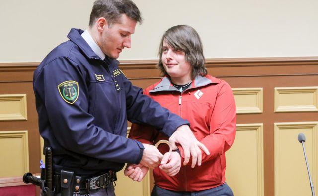 Tožilstvo je za Jana Korošca zahtevalo devet let zapora, odvzem vozniškega dovoljenja in prepoved vožnje. FOTO: Marko Feist/Slovenske novice