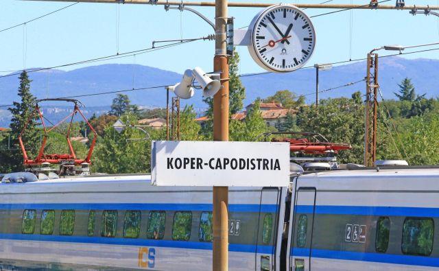 Dvajset let, če ne več, nam nad glavami visi načrtovana, a (še vedno) nezgrajena železniška proga Divača–Koper, kratko 2TDK. Foto Tomi Lombar