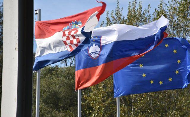Že ob pripravah besedila arbitražnega sporazuma je udeleženim slovenskim politikom moralo biti jasno, kaj lahko pričakujejo od hrvaške strani. Fotodokumentacija Dela