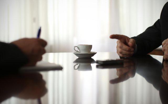 Številne zapuščinske razprave v družinah povzročijo razkol.<br /> FOTO: Jure Eržen/Delo