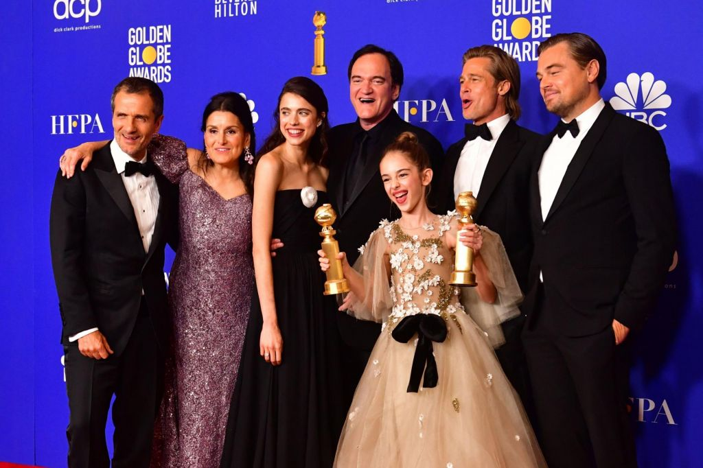 FOTO:Slavil Tarantinov Bilo je nekoč ... v Hollywoodu, Scorsesepovsem praznih rok
