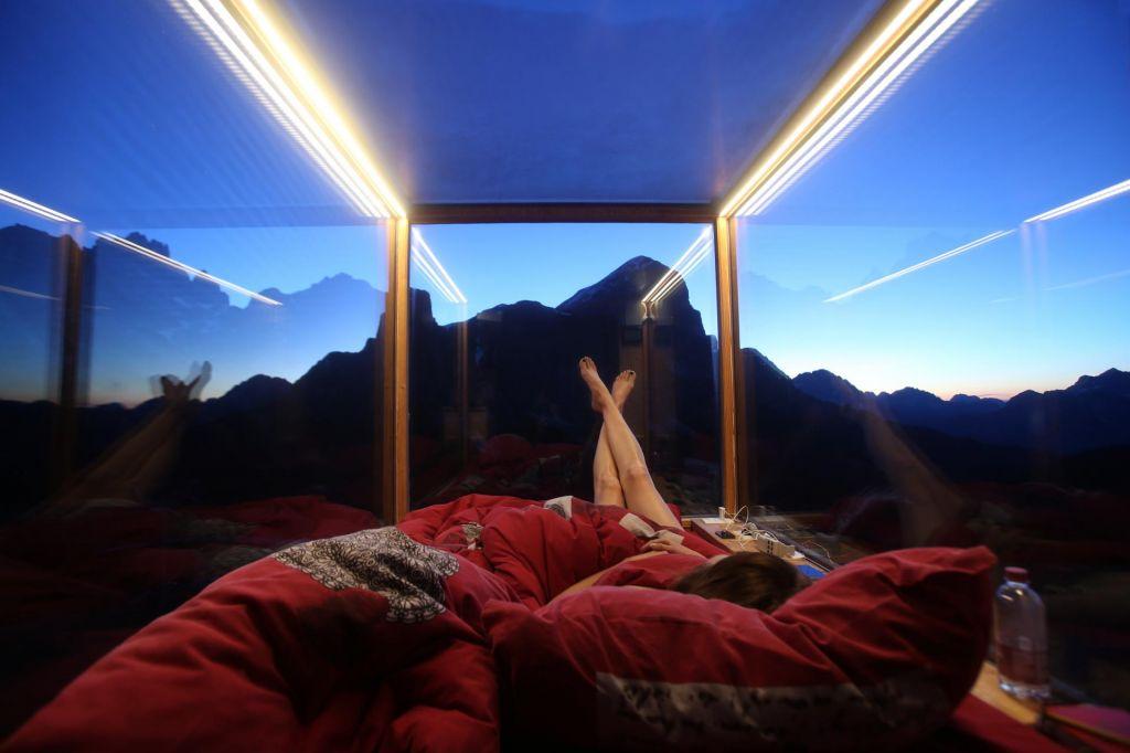 FOTO:Ko se trudimo počivati