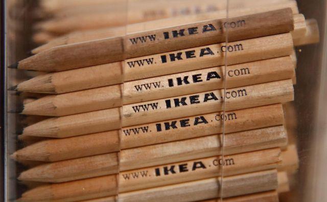 Ikea je največja pohištvena veriga na svetu. FOTO: Wolfgang Rattay/ Reuters