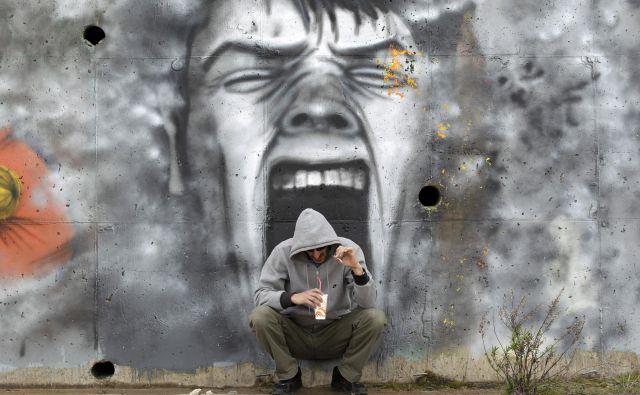 Bilo je leta 2012... v Grčiji FOTO: Reuters