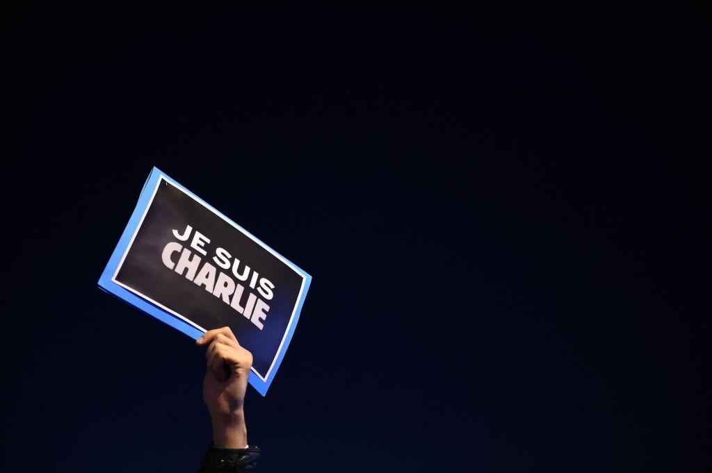 Peta obletnica napada na satirični tednik Charlie Hebdo