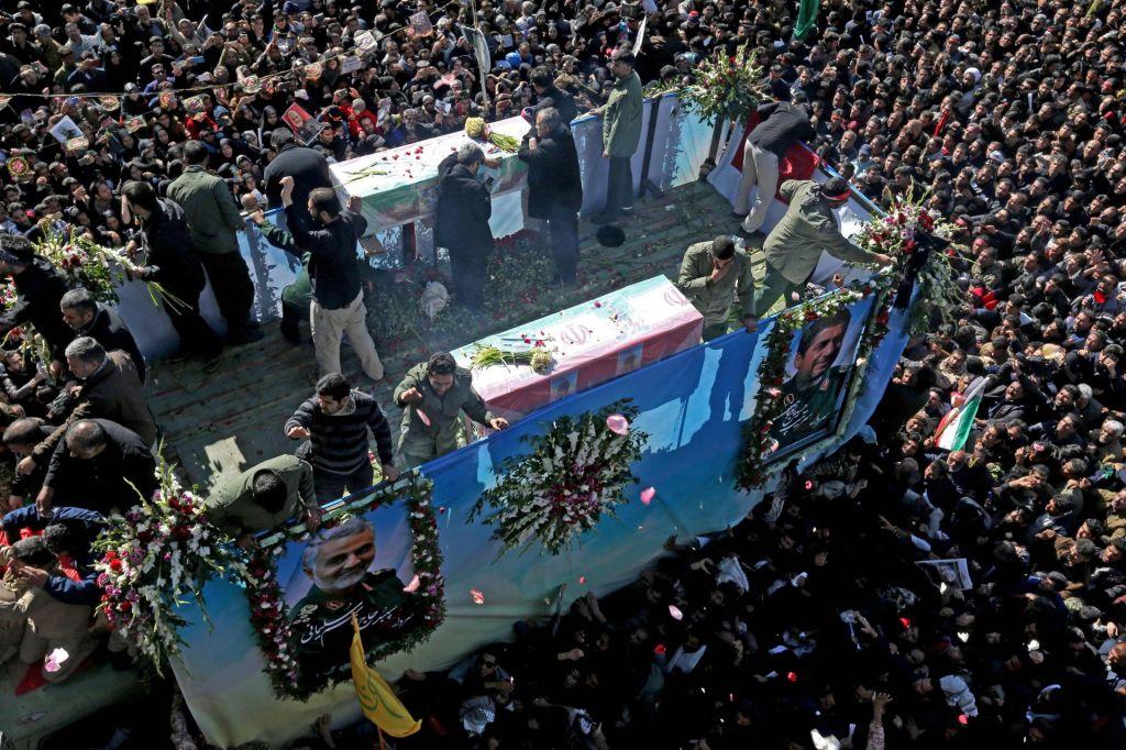 FOTO:V čakanju na iransko maščevanje