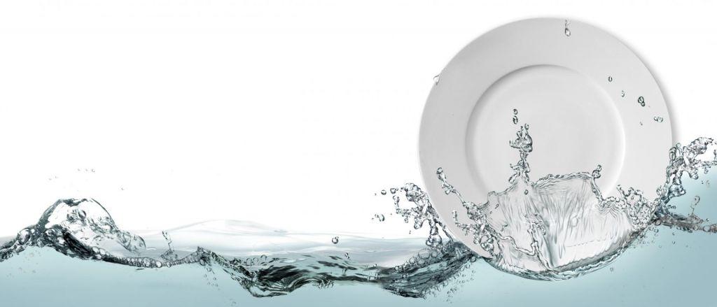 Cena za čisto posodo je onesnaženo okolje