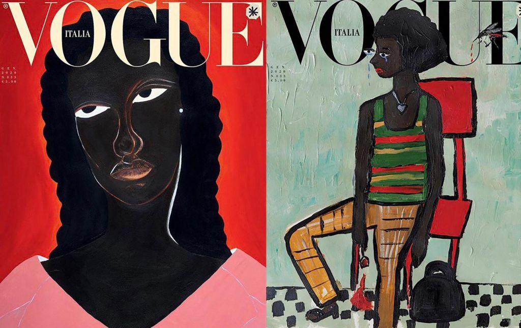 FOTO:Vogue Italia brez fotografij