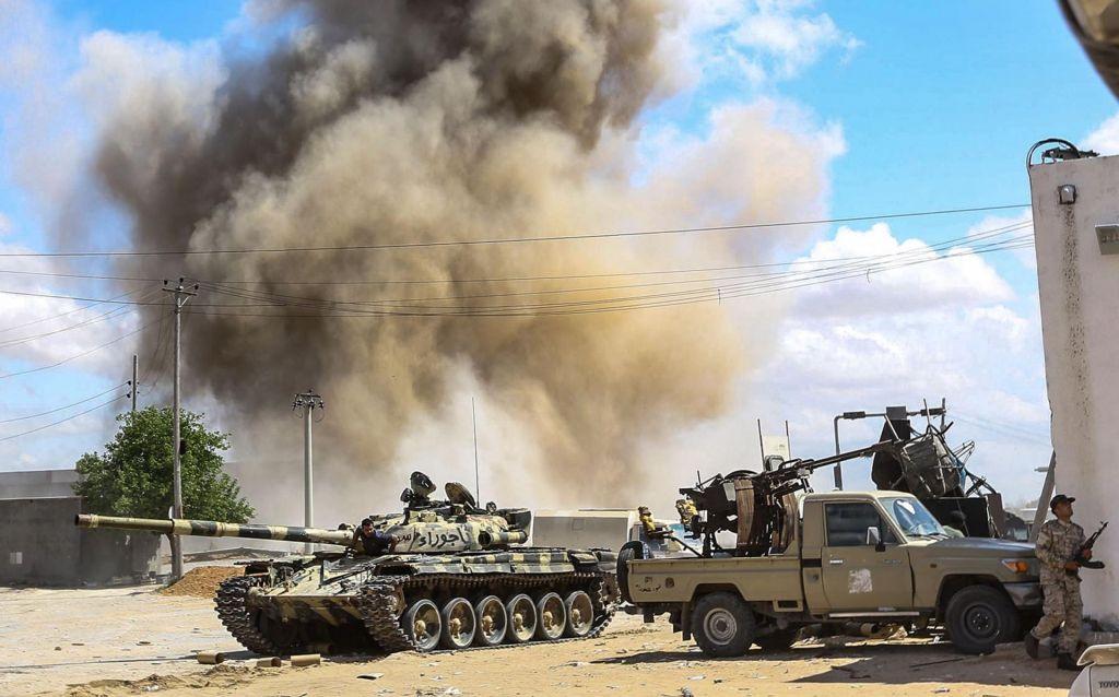 Libijski kaos je eksplozivno geostrateško središče