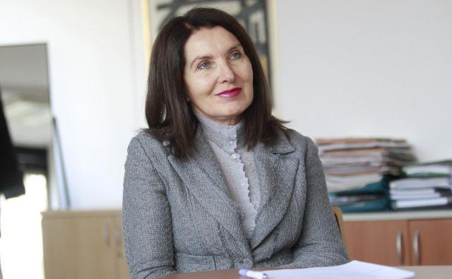»Naša vloga je tudi svetovanje, saj smo zavezani načelu, da so kongresi v Cankarjevem domu dobro organizirani,« pravi Breda Pečovnik. FOTO: Roman Šipić