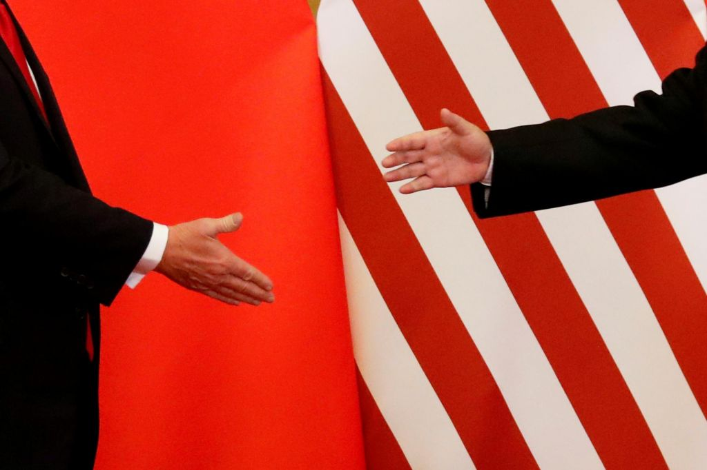FOTO:Prihaja prvi del trgovinskega sporazuma